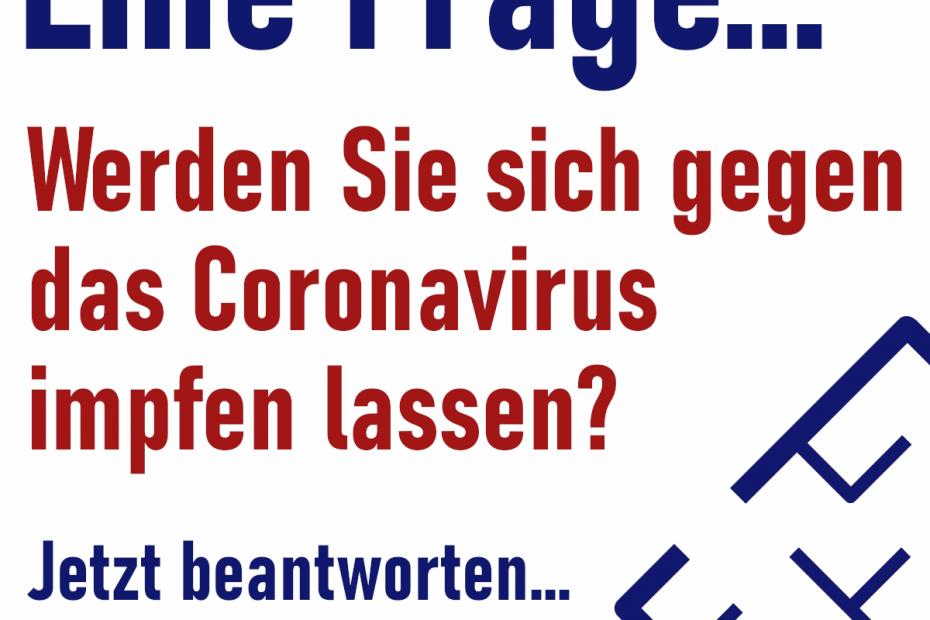 impfen corona umfrage