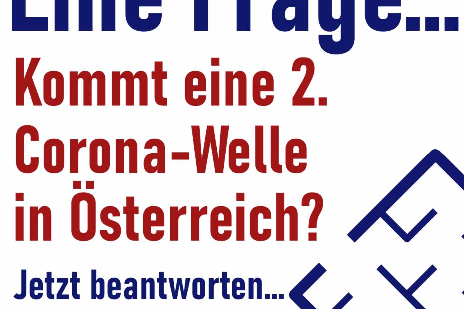 eine frage zweite corona-welle in österreich
